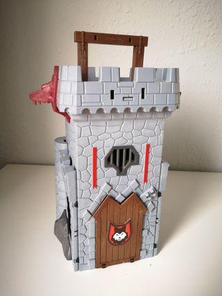 Castillo Playmobil plegable