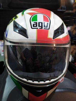 Casco AGV Valentino Rossi. Talla L