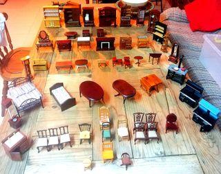Miniaturas Casa de Muñecas