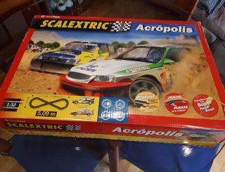 Scalextric Acropolis