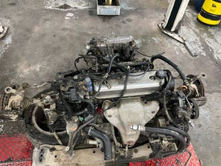 Motor f20a4 de honda prelude V 2.0