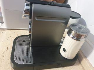 cafetera Nespresso krups Citiz&milk