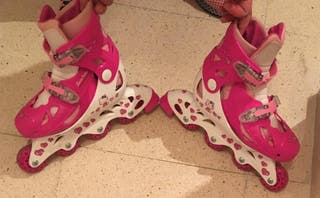 se vende patines de línea del número 34 al 37