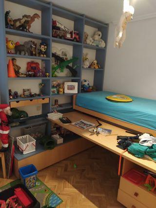 mueble infantil, bebé, niño, habitación de niño