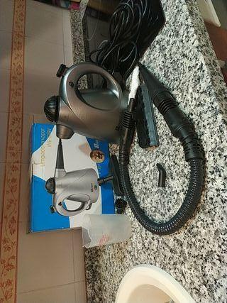 Limpiador a vapor. Ideal para eliminación covid-19