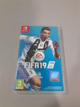 VIDEOJUEGO FIFA 19