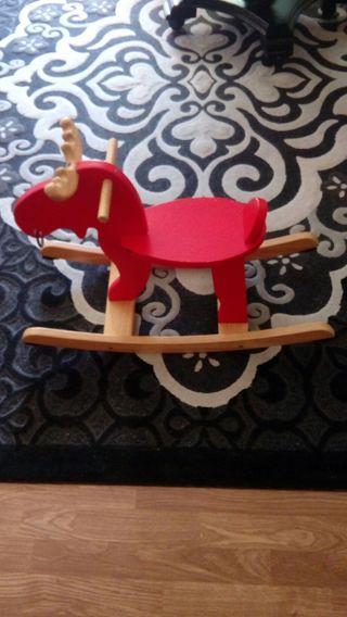 cavalli de madera