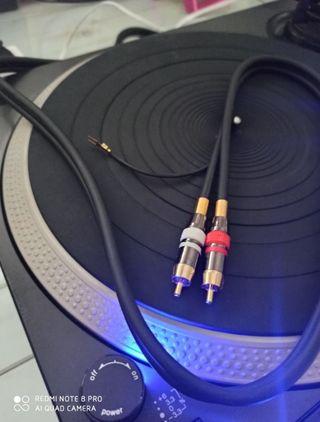 RCA tocadiscos