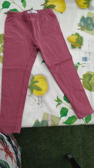 Leggins rosa