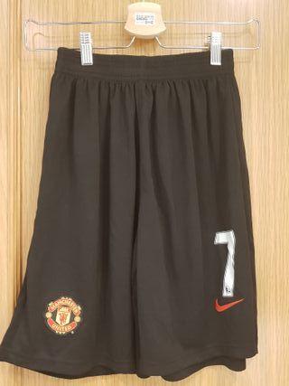 Pantalón fútbol Manchester United