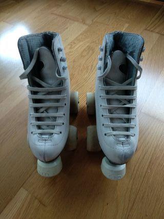 Patines patinaje artístico talla 29-30