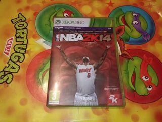 NBA 2k 14 para Xbox 360