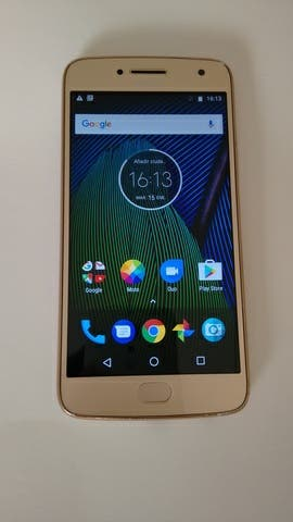Motorola G5 Plus 3GB RAM 32GB COMO NUEVO!!!