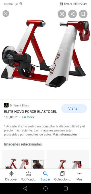 Rodillo Elite