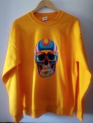 New Sweatshirts Embellished & printed.