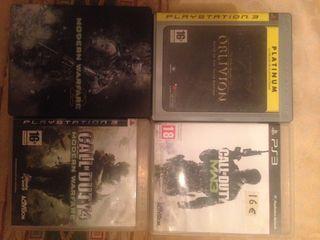 Videojuegos PS3
