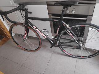 Bici de carretera de carbono talla 52