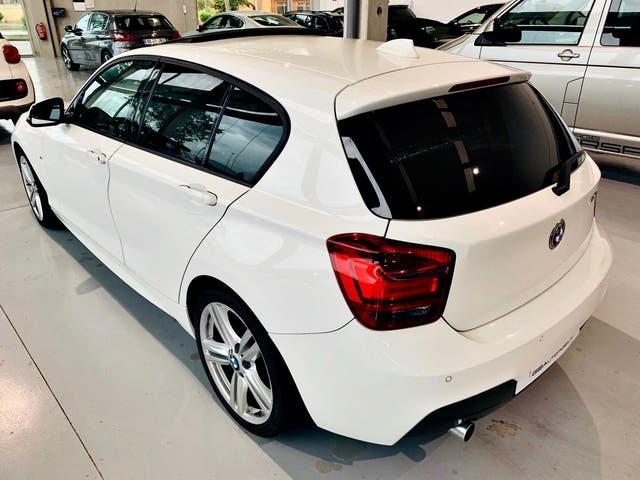 BMW Serie 1 120d PACK M (360€/Mes)