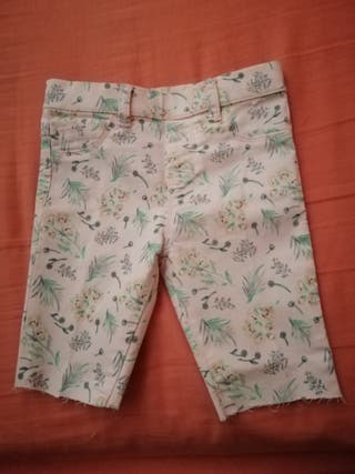 pantalones cortito niña