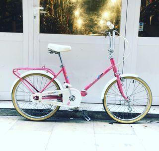 Bicicleta clásica paseo BH