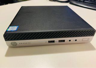 HP Prodesk 600 G3 i5 - 7500T 2.7Ghz