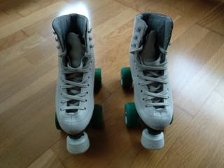 Patines patinaje artístico talla 28-29