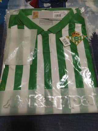Camiseta Real Betis ORIGINAL Talla L Kombat.