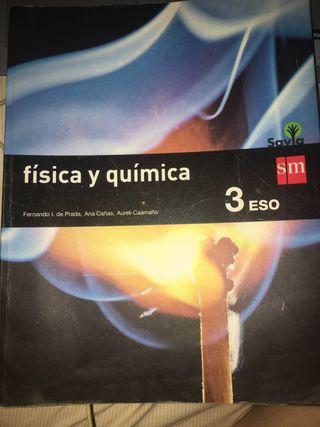 Libro Física y química.3 Eso