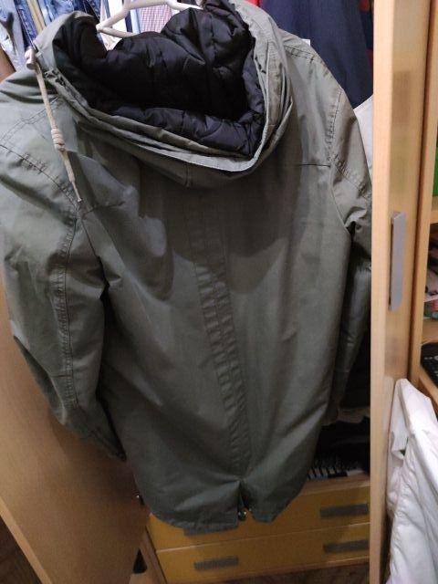 abrigo pull&bear