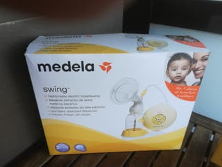 Pack sacaleches Medela.