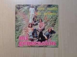 Disco de Vinilo Mi generacion