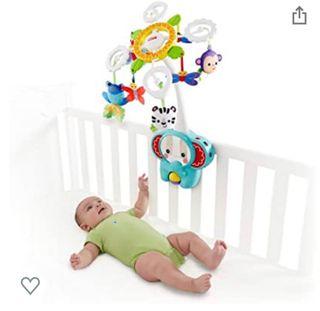Juguete musical bebé Fisher Price