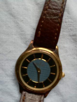 Reloj de pulsera de mujer vintage