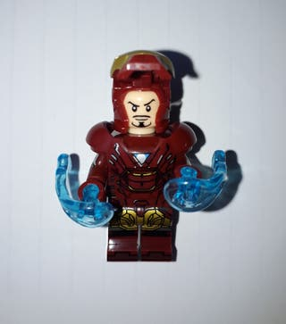 IRON MAN MK6 (MARVEL LEGO)