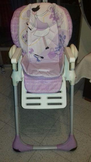 Trona bebé-niño marca chicco