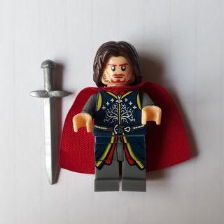 ARAGORN (EL SEÑOR DE LOS ANILLOS LEGO)