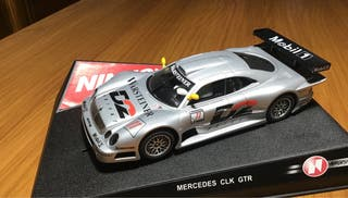 Scalextric Ninco Mercedes CLK GTR