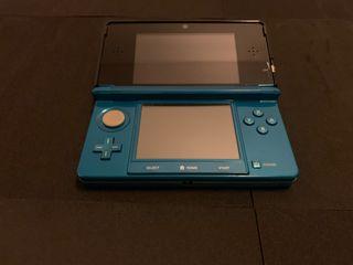 Nintendo 3DS + cargador