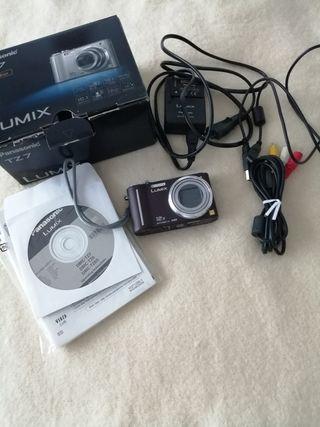 Cámara Panasonic LUMIX DMC-TZ7 12X