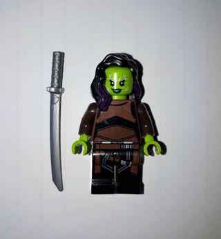 GAMORA (MARVEL LEGO)