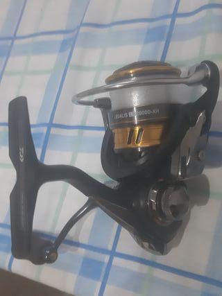 Vendo Daiwa Legalis 2000 LT-XH
