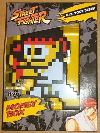 Street Fighter hucha de Ryu