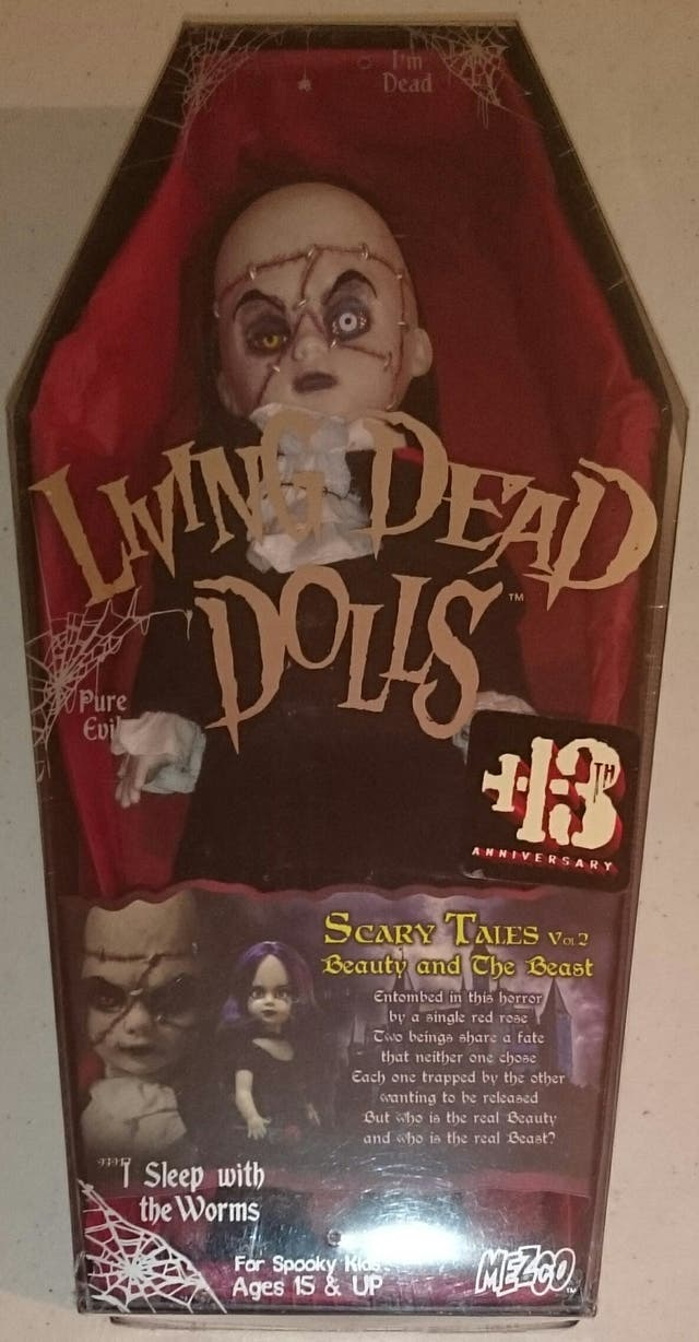 Living Dead Dolls The Beast Scary Tales vol.2