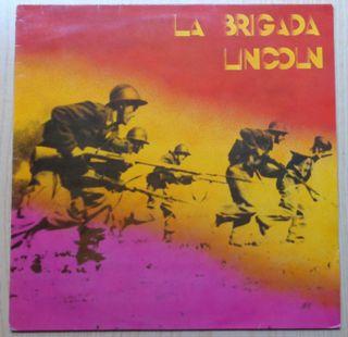 Disco de Vinilo La Brigada Lincoln