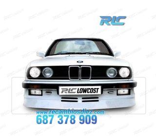 SPOILER DELANTERO BMW E30 82-94