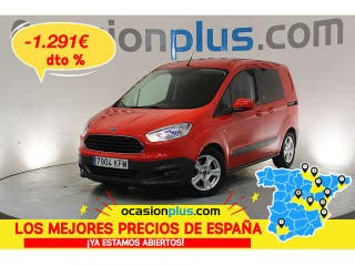 Ford Tourneo Courier 1.5 TDCi Trend 70 kW (95 CV)