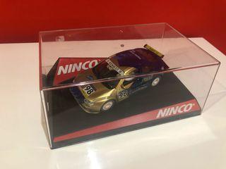 Renault Megane Máxi Ninco costa daurada