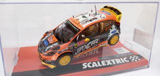 Ford Fiesta Procov Scalextric nuevo