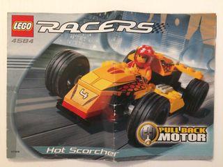 LEGO Racers 4584 - Hot Scorcher