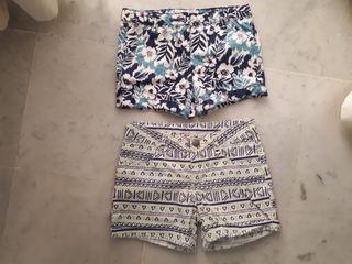 2 Pantalones niña 4-5